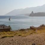 Peschanaya Bay – a beautiful place on Baikal Lake