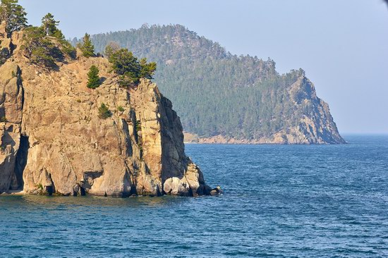 Peschanaya Bay - a beautiful place on Baikal Lake, Russia, photo 10