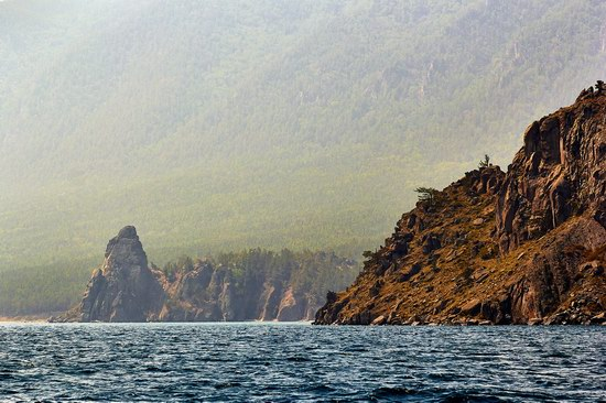 Peschanaya Bay - a beautiful place on Baikal Lake, Russia, photo 2