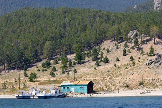 Peschanaya Bay - a beautiful place on Baikal Lake, Russia, photo 6