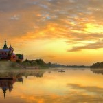 Staraya Ladoga – the ancient capital of Northern Russia