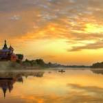 Staraya Ladoga – the ancient capital of Northern Russia
