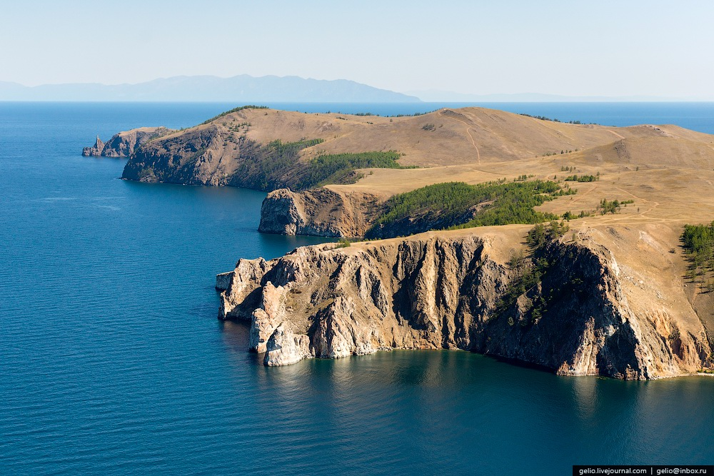 Let's fly a helicopter over Lake Baikal · Russia travel blog - photo#21