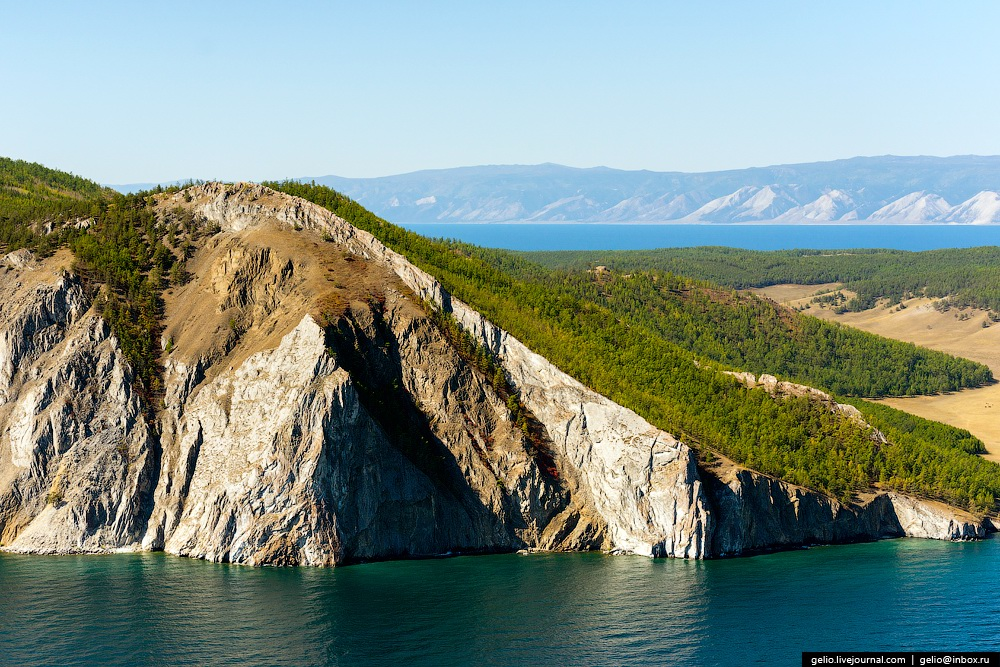 Let's fly a helicopter over Lake Baikal · Russia travel blog - photo#10