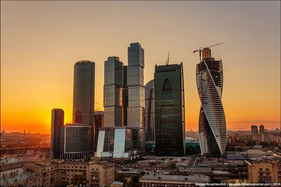 Moscow International Business Center, Russia, photo 1