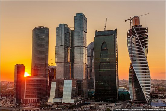 Moscow International Business Center, Russia, photo 2
