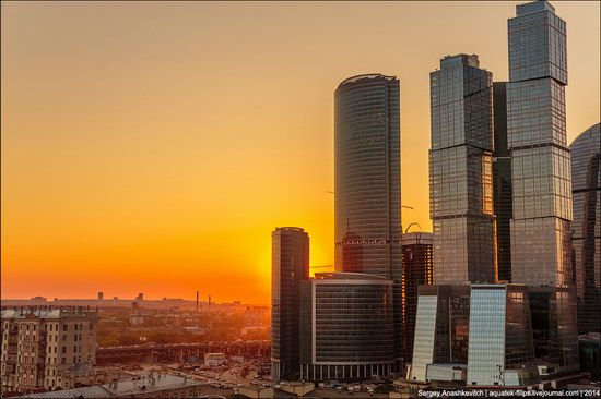 Moscow International Business Center, Russia, photo 3