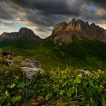 The beauty of the mountainous Adygea
