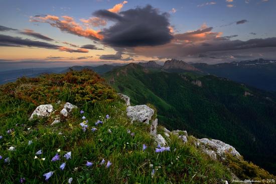 The beauty of the mountainous Adygea, Russia, photo 10