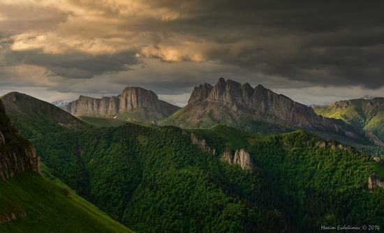 The beauty of the mountainous Adygea, Russia, photo 11