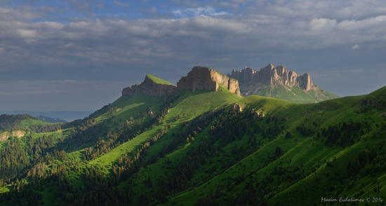 The beauty of the mountainous Adygea, Russia, photo 2