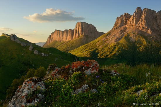The beauty of the mountainous Adygea, Russia, photo 3