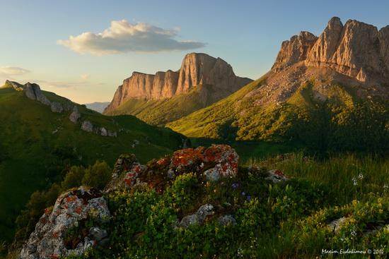 The beauty of the mountainous Adygea, Russia, photo 3