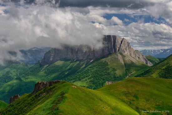 The beauty of the mountainous Adygea, Russia, photo 6