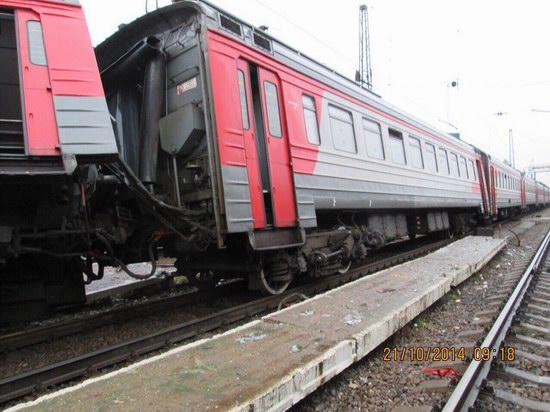 Train crash, Moscow region, Russia, photo 5