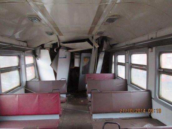 Train crash, Moscow region, Russia, photo 7