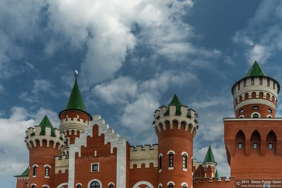 Two castles of Yoshkar-Ola, Russia, photo 4