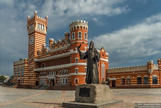 Two castles of Yoshkar-Ola, Russia, photo 7