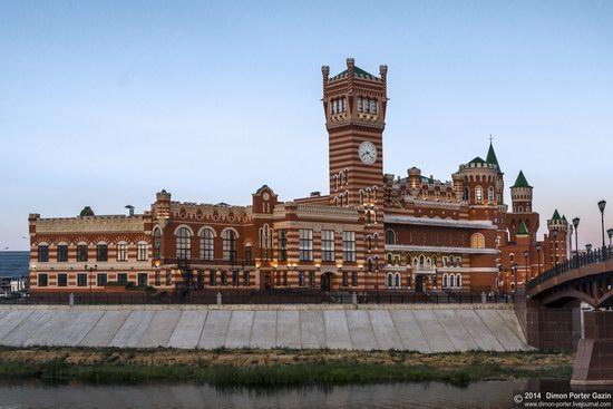 Two castles of Yoshkar-Ola, Russia, photo 8