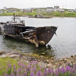 Abandoned Base of Murmansk Marine Biological Institute