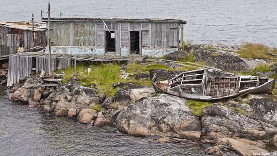 Abandoned Base of Murmansk Marine Biological Institute, Russia, photo 11