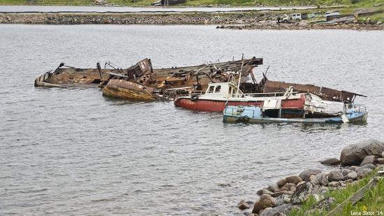 Abandoned Base of Murmansk Marine Biological Institute, Russia, photo 12