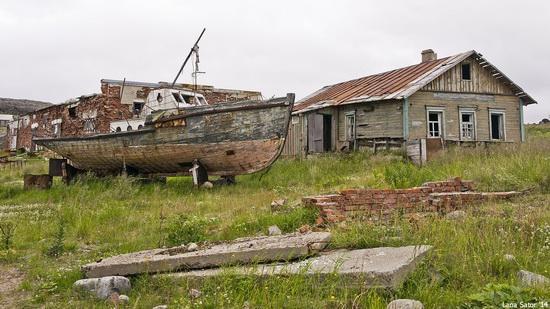 Abandoned Base of Murmansk Marine Biological Institute, Russia, photo 16