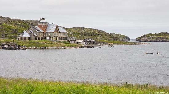 Abandoned Base of Murmansk Marine Biological Institute, Russia, photo 17