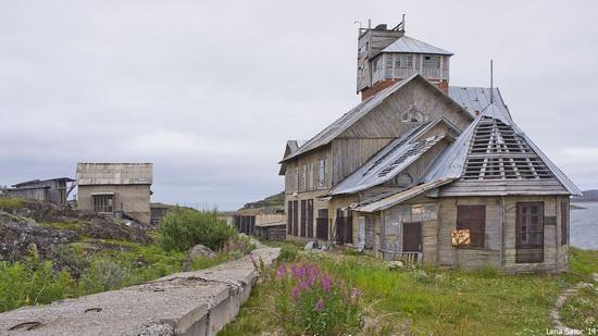 Abandoned Base of Murmansk Marine Biological Institute, Russia, photo 18