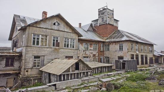 Abandoned Base of Murmansk Marine Biological Institute, Russia, photo 19