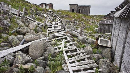 Abandoned Base of Murmansk Marine Biological Institute, Russia, photo 20