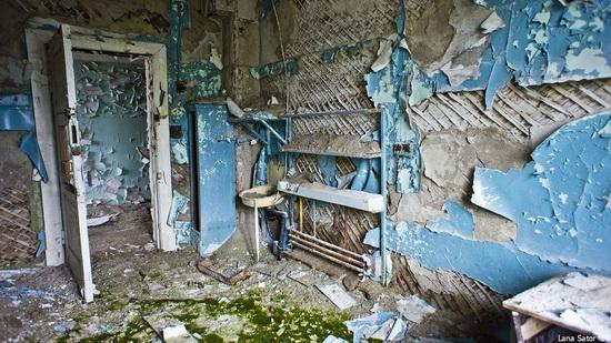 Abandoned Base of Murmansk Marine Biological Institute, Russia, photo 22