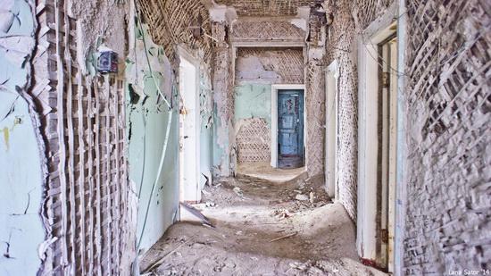 Abandoned Base of Murmansk Marine Biological Institute, Russia, photo 23