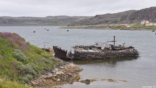 Abandoned Base of Murmansk Marine Biological Institute, Russia, photo 5