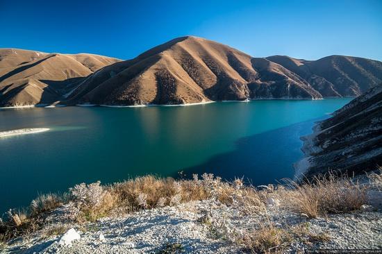 Mountainous Chechnya in late autumn, Russia, photo 11