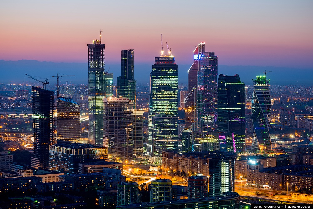 What Is A Capital Lease >> Bird's eye views of Moscow · Russia Travel Blog