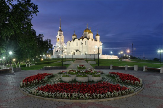 The Dormition Cathedral in Vladimir, Russia, photo 1