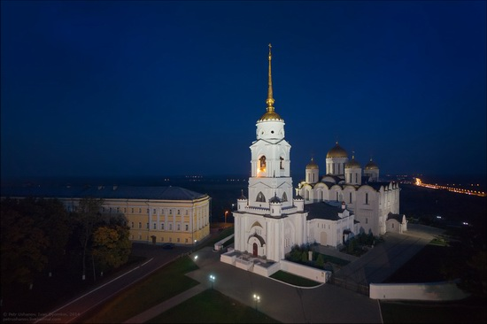 The Dormition Cathedral in Vladimir, Russia, photo 10