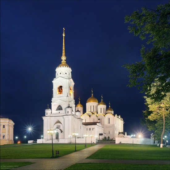 The Dormition Cathedral in Vladimir, Russia, photo 2