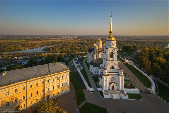 The Dormition Cathedral in Vladimir, Russia, photo 3