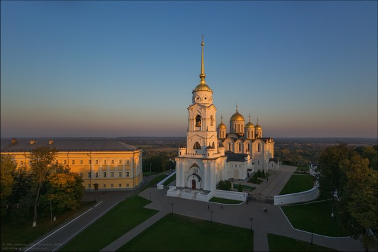 The Dormition Cathedral in Vladimir, Russia, photo 4