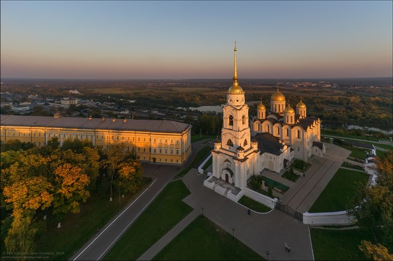 The Dormition Cathedral in Vladimir, Russia, photo 5