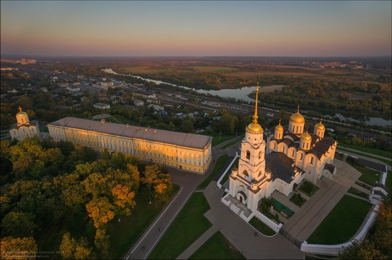The Dormition Cathedral in Vladimir, Russia, photo 6