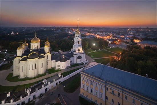The Dormition Cathedral in Vladimir, Russia, photo 7