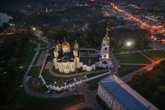 The Dormition Cathedral in Vladimir, Russia, photo 8