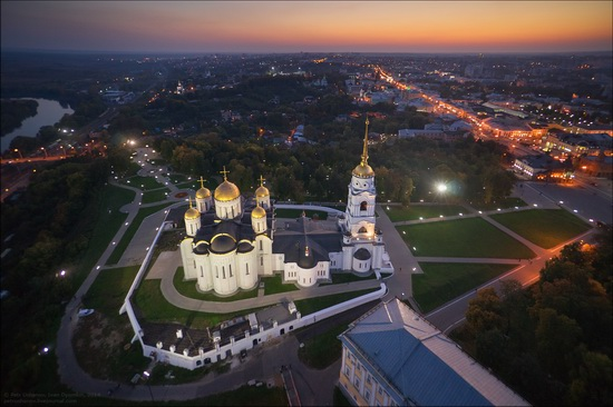 The Dormition Cathedral in Vladimir, Russia, photo 9