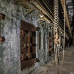 Abandoned nuclear heating plant in Nizhny Novgorod