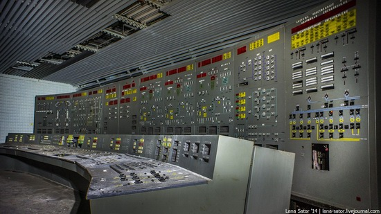 Abandoned nuclear heating plant in Nizhny Novgorod, Russia, photo 16