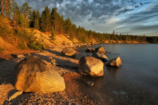 Northern Karelia and the Kola Peninsula, Russia, photo 8