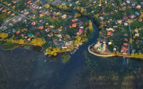 Pereslavl-Zalessky town, Yaroslavl region, Russia, photo 11